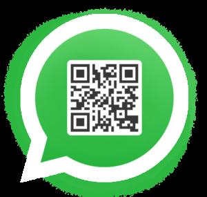 WhatsApp Business API demo QR